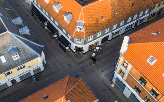 Bjergegade 11, Living Invest